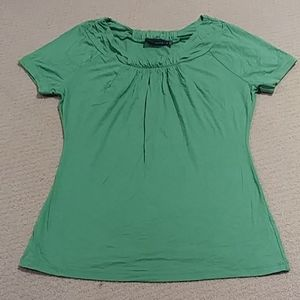The Limited green top